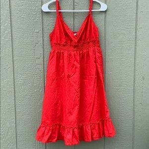 Little Red Dress Women's
